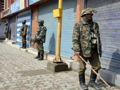 بھارتی فوج کے ہاتھوں نوجوان کی شہادت , بارہمولہ میں مکمل ہڑتال