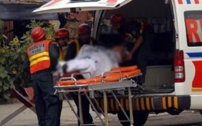 لاہور: ٹریکٹر ٹرالی کی ٹکر سے 27 سالہ نوجوان جاں بحق