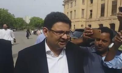مفتاح اسماعیل نے حفاظتی ضمانت کیلئے سندھ ہائیکورٹ سے رجوع کر لیا