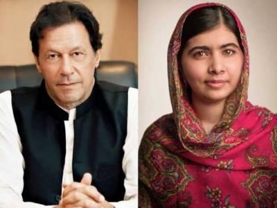 عمران خان اورملالہ یوسفزئی دنیا میں سب سے زیادہ پسند کیے جانیوالے افراد میں شامل