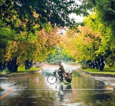 محکمہ موسمیات کی لاہور،اور اسلام آباد میں بارش کی پیشگوئی