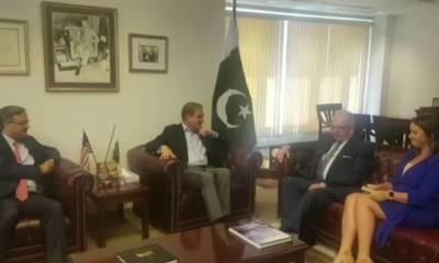 پاکستانی سفارت خانےاور لابنگ فرم