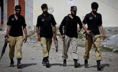 ڈی آئی خان:پولیس چوکی پرفائرنگ،ہسپتال کے گیٹ پردھماکہ،2اہلکاروں سمیت6 شہید