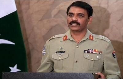 سیکیورٹی فورسز کا بنیادی فوکس بلوچستان کی طرف,پاکستان کی داخلی سلامتی کی صورتحال بہتر ہو رہی ہے:ترجمان پا ک فوج