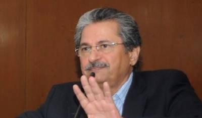 عمران خان کا دورہ امریکہ کامیاب ہو گا:شفقت محمود