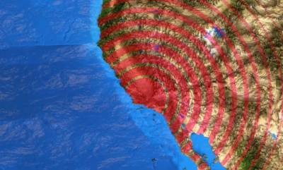 ایران کے جنوبی حصے میں5.0 شدت کے زلزلے کے جھٹکے