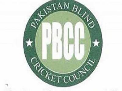 پاکستان بلائنڈ کرکٹ کونسل نے انگلینڈ کے خلاف 6 ٹی انٹرنیشنل میچز کی سیریز کے لیئے 20 کھلاڑیوں کے ناموں کا اعلان کر دیا
