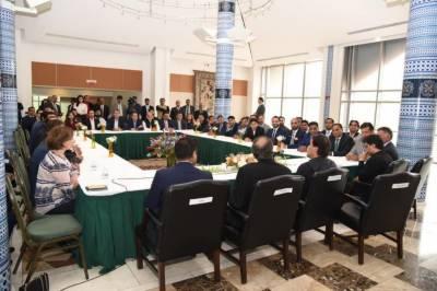 اوورسیزپاکستانی ملک کا قیمتی اثاثہ ہیں:وزیراعظم