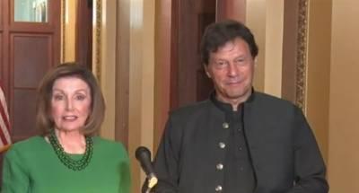 امریکا کے ساتھ تعلقات سچائی اور بھروسے پر مبنی ہوں گے:وزیراعظم عمران خان