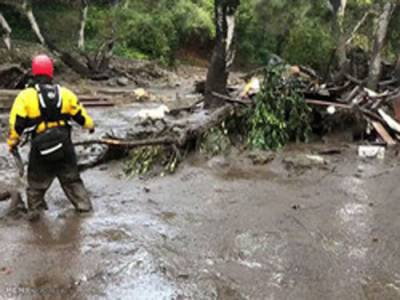 برازیل:شدید بارشوں کے نتیجے میں مٹی کے تودے گرنے سے 13 افرادہلاک