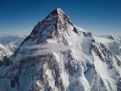 تین پاکستانی کوہ پیماﺅں نے ملک کی سب سے بڑی چوٹی کے ٹو سر کر لی