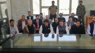 وزیراعظم کے امریکہ کے تاریخی دورے نے افغان امن عمل کی نئی بنیادرکھ دی ہے:شہریار آفریدی