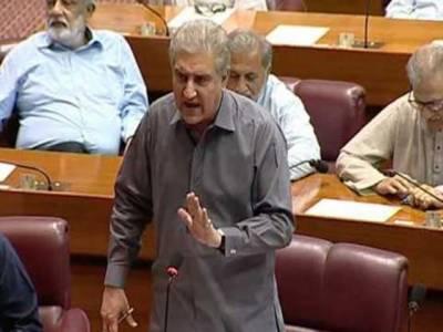 پاکستان سمیت خطے کی خوشحالی افغان امن کیساتھ جڑی ہے، اندرونی اختلافات کے باوجود ملکی مفاد کیلئے قوم کا متحد ہونا ضروری ہے، وزیر خارجہ شاہ محمود قریشی