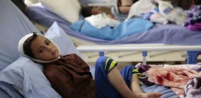 گزشتہ سال مسلح تنازعے کے دوران 12,000 سے زائد بچے ہلاک:اقوام متحدہ
