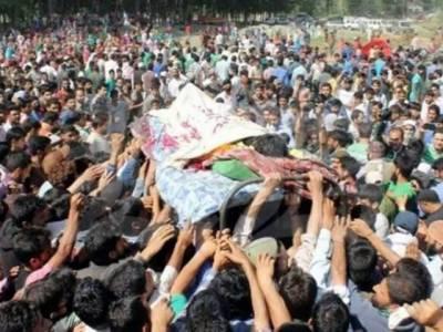 بھارتی فوج نےمزید تین کشمیری نوجوانوں کو شہید کردیا