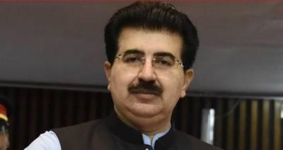 چیئرمین سینیٹ صادق سنجرانی کے خلاف تحریک عدم اعتماد ناکام