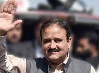 وزیراعلیٰ پنجاب سردار عثمان بزدار کی تحریک عدم اعتماد کی ناکامی پر چیئرمین سینیٹ صادق سنجرانی کو مبارکباد