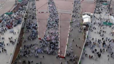 یمن کے 25 ہزار عازمین حج سعودی عرب پہنچ گئے