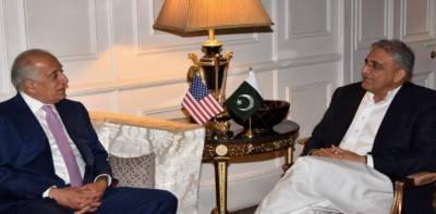 پاکستان قیام امن کی تمام کاوشوں میں اپنا کردار ادا کریگا:جنرل قمر جاوید باجوہ