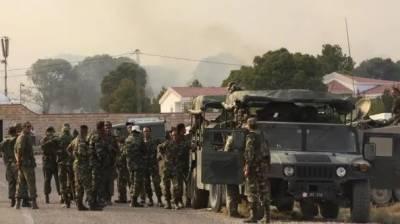 تیونس میں فوج کا دہشت گردوں کے خلاف آپریشن،متعدد ہلاک