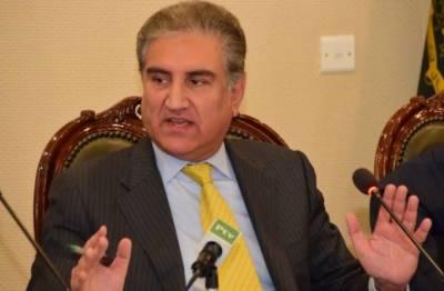 وزیر خارجہ کااو آئی سی کے سیکرٹری جنرل کو مقبوضہ کشمیر کی بگڑتی صورتحال کا نوٹس لینے پر زور