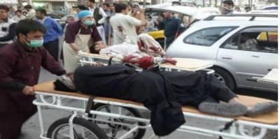 افغانستان:موٹر سائیکل میں نصب بم کے دھماکے میں4افرادہلاک