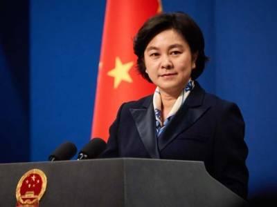 چین کی مقبوضہ کشمیر کی جغرافیائی تقسیم کی شدید الفاظ میں مذمت، کشمیر پر یکطرفہ فیصلے نہیں ہونا چاہیے: ترجمان چینی وزارت خارجہ