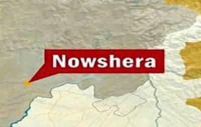 نوشہرہ :بم ناکارہ بناتے ہوئے دھماکا ،8اہلکاروں سمیت 9افراد زخمی