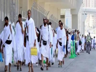 حجاج کرام کی صحت کی حفاظت کے لیے 30 ہزار افراد پر مشتمل طبی عملہ تعینات