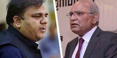 پارلیمنٹ کے مشترکہ اجلاس میں مشاہد اللہ اور فواد چوہدری میں تلخ جملوں کا تبادلہ