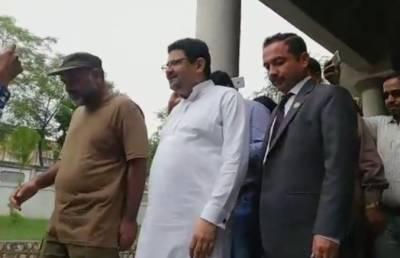 احتساب عدالت:مفتاح اسماعیل کا 11 روزہ جسمانی ریمانڈ منظور