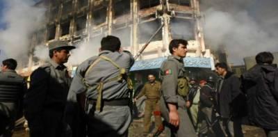 افغانستان: اقوام متحدہ کے مشن نے کابل میں طالبان کے حملے پر غم و غصے کا اظہار کیا
