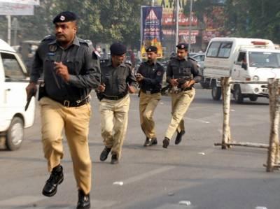 عیدالاضحی:سندھ پولیس نے سکیورٹی پلان تیار کرلیا