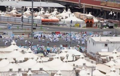سعودی عرب:حج کا رکن اعظم وقوف عرفہ آج ادا کیا جائیگا