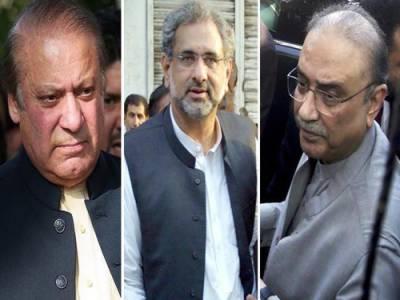 پہلی بارسابق صدر، دو سابق وزرائے اعظم اور درجن بھر سیاست دان عید جیل میں گزاریں گے