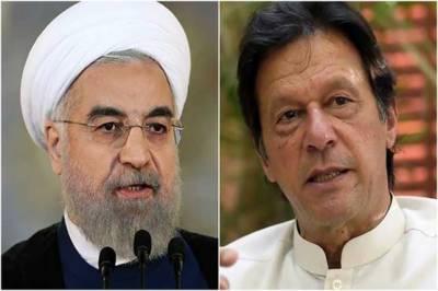 وزیراعظم عمران خان اورایرانی صدرکےدرمیان ٹیلیفونک رابطہ ، بھارت اور پاکستان دونوں تحمل کا مظاہرہ کریں ، کشمیر کا مسئلہ طاقت سے نہیں، مذاکرات سے حل ہوگا: ایرانی صدر