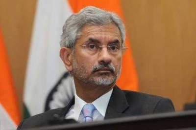 پاکستان کی موثر حکمت عملی، چین کے ردعمل پر بھارت کی دوڑیں لگ گئیں، وزیر خارجہ جے شنکرہنگامی دورے پر چین پہنچ گئے