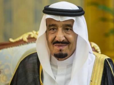حج کے لیے آئے اللہ کے مہانوں کی خدمت پر فخر ہے: شاہ سلمان