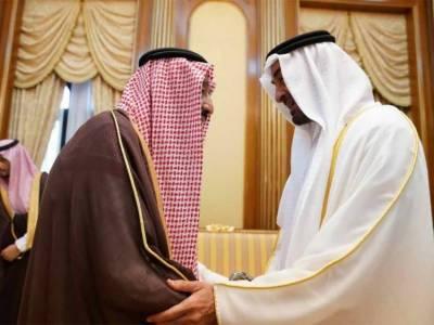 دشمن کے خلاف سعودی عرب اور امارات ایک دوسرے کے شانہ بہ شانہ کھڑے ہیں: الشیخ محمد بن زاید