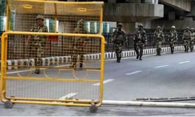ہیومن رائٹس واچ کا مقبوضہ کشمیر میں سیاسی رہنماؤں کی رہائی، صحافیوں اور آزاد مبصرین کی رسائی کا مطالبہ