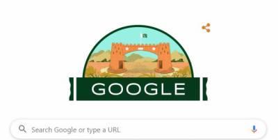 یومِ آزادی:گوگل نے اپنا ڈوڈل پاکستان کے رنگ میں رنگ دیا
