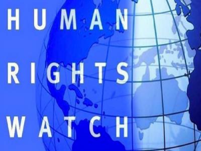 بھارت مقبوضہ کشمیر میں کیے گئے اقدامات فوری طور پر واپس لے: ہیومن رائٹس واچ