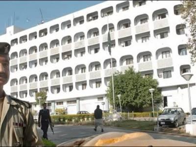 بھارت سیز فائر لائین سے متعلق 2003 معاہدے کا احترام کرے،اقوام متحدہ کی سلامتی کونسل کی قراردادوں کے تحت بھارت اقوام متحدہ کے فوجی مبصرین کو کردار ادا کرنے کا موقع دے:ترجمان دفتر خارجہ
