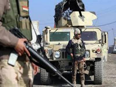 عراق:عسکریت پسندوں کا حملہ،1 فوجی ہلاک 3 زخمی