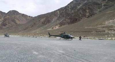 گلگت :لاپتہ ہونے والے تینوں کوہ پیمائوں کو ریسکیو کرلیا گیا