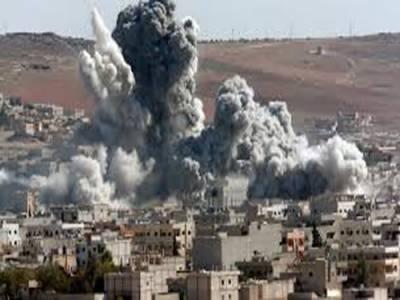 ادلب میں روس کے فضائی حملوں میں 13شہری ہلاک