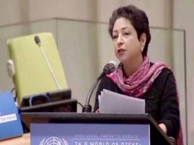 بھارت نے سلامتی کونسل کا اجلاس رکوانے کی کوشش کی، مسئلہ کشمیر پر سلامتی کونسل کا اجلاس پاکستان کی کام یابی ہے: ملیحہ لودھی