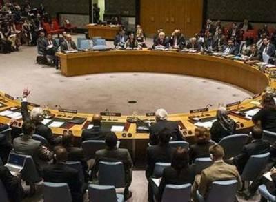 مسئلہ کشمیر کا حل اقوام متحدہ کی قراردادوں کے مطابق ہونا چاہیے: سلامتی کونسل کا اعلامیہ جاری