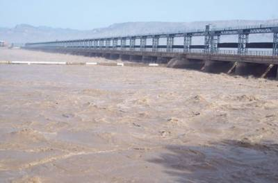 دریائے سندھ میں پانی کی سطح میں مسلسل اضافہ
