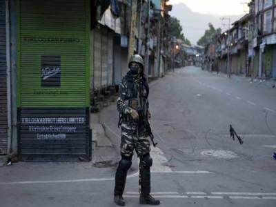 مقبوضہ کشمیر کے عوام مسلسل 15 ویں روز بھی کھلی جیل میں قید